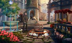http://www.bigfishgames.com/games/11568/dark-realm-lord-of-the-winds-ce/  #madheadgames #dr3 #darkrealm #hopa #game #gamedev #gaming #bigfishgames #gamedeveloper #exterior #games #hiddenobject #adventure  #gramophone #fountain #market #medieval