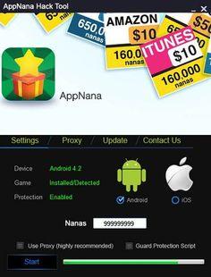 """App Nana Hack Cheat Engine No Survey """"Android   iOS"""""""