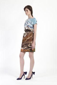 Carven Resort 2012 Fashion Show