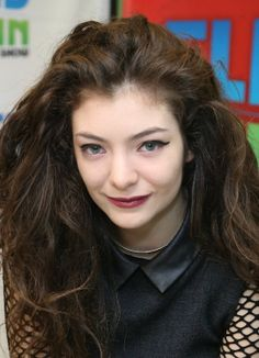 Lorde's Real Name is Ella Maria Lani Yelich-O'Connor