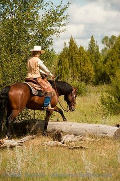 Trail riding - Going horseback riding in the woods is one of the best things to do in the summer! #indigo #perfectsummer