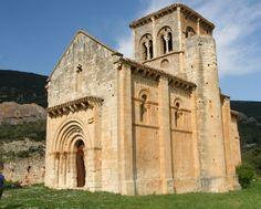 Iglesia de San Pedro de Tejada. Burgos