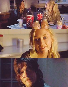 """""""What changed your mind?"""" Beth Greene 4x13 """"Alone"""" #Bethyl"""