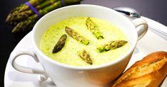 Sparrissoppa är enkelt att slänga ihop och blir riktigt mild och god.