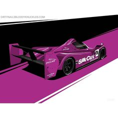 Jaguar XJR14. I fucking hate watermarking my artwork when I post it but the number of times I've seen it reposted with no credit or worse show up on redbubble in some shitty lowres version being sold on a tshirt warrants it I suppose.  I never put that site watermark on actual prints or shirts tho! Dirtynailsbloodyknuckles.com  Link in profile  #jag #jaguar #jaguarxjr14 #xjr14 #xjr #xjr15 #ftype #ftyper #frtypers #jaguarracing #racecar #becauseracecar #illustrator #illustration #carart…