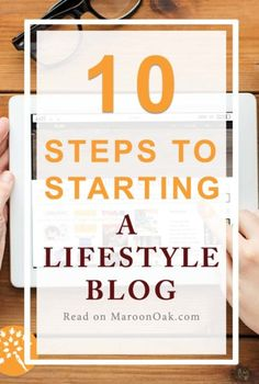 Launching a new blog? Read our list of steps to starting a lifestyle blog - from managing the tech & content side to networking & peer support.