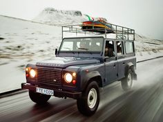 Land Rover -  DEFENDER 110