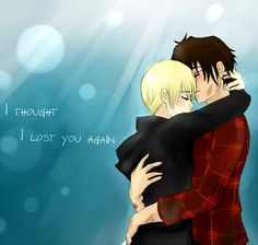 I Thought I Lost You Again by Yami-No.deviantart.com on @deviantART