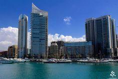 A day out in Beirut seafront  كزدورة بالواجهة البحرية لبيروت By Marilyne Rizk  #Lebanon #WeAreLebanon