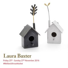 Visit Laura Baxter's studio during 25 - 27 November. Free entry and free parking. Christmas Art, Christmas Shopping, Oct 31, November, Free Entry, Art Market, Studios, Traditional, Jewellery