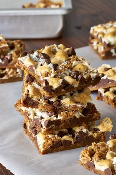 Not to play favorites, but this is my favorite cookie bar recipe of all time.