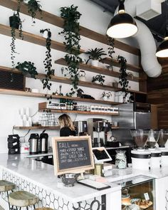 Coffee shop interior decor ideas 3