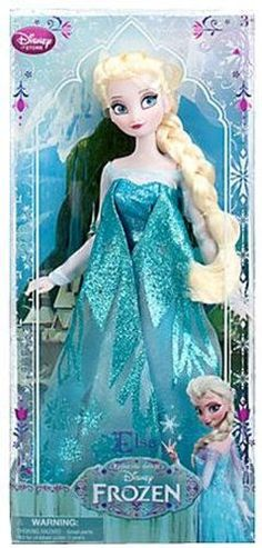 Disney Frozen Exclusive 12 Inch Classic Doll Elsa Disney http://www.amazon.co.uk/dp/B00FEN58KA/ref=cm_sw_r_pi_dp_drbLvb10YPFCA