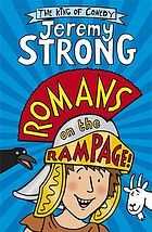 Buy Romans on the Rampage by Jeremy Strong at Mighty Ape NZ. Perilus is a Roman boy who is crazy about chariot racing. He loves to practise in his own homemade chariot (pulled by the family goat) and dreams . Best Children Books, Books For Boys, Childrens Books, Romans For Kids, Romans Ks2, Primary History, Teaching History, Chariot Racing, Italy For Kids