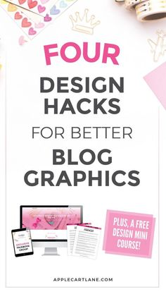 DIY-ing your own graphics + visual content? Learn 30 graphic design tips in just 30 minutes in this free graphic design training. Make Money Blogging, How To Make Money, Blogging Ideas, Earn Money, Graphic Design Tips, Blog Design, Diy Design, Blog Images, Header Image