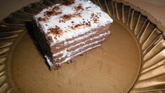 koláč z bb keksov 4 Ingredients, Tiramisu, Recipies, Sweets, Ethnic Recipes, Desserts, Food, Chicken, Ideas