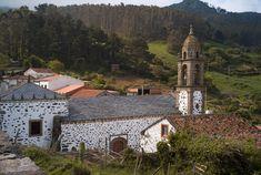 San Andrés de Teixido (A Coruña), el pueblo sobre los acantilados de Vixía Herbeira - Los pueblos más bonitos de Galicia: rural de calidade y morriña inevitable