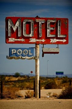 Lost Motel by Thomas Downs