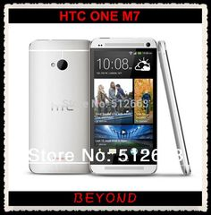 """HTC One Original Unlocked GSM 3G&4G Android Quad-core ONE M7 32GB Mobile Phone 4.7"""" WIFI GPS 4MP"""
