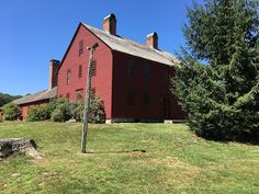 My Connecticut : Nathan Hale Homestead, Coventry