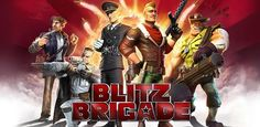 Blitz Brigade - Online FPS fun v1.0.2 - Frenzy ANDROID - games and aplications