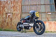 K100: Fun in a Barrel   BMW Motorcycle Magazine