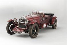 1929 Alfa Romeo 6C 1750 Super Sport Châssis n° 0312905 Moteur n° 0312905