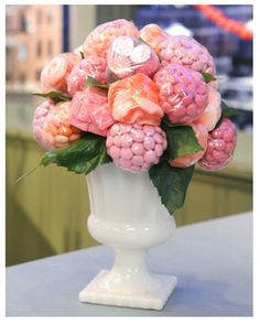 Cute for a shower or party! (Martha Stewart)
