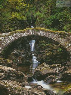 Roman Bridge, Glen Lyon