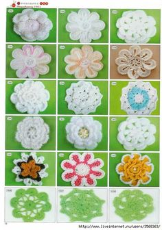 http://protsenka.com/2012/05/20/crocheted-flowers/