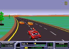 Roadblasters (Atari ST)
