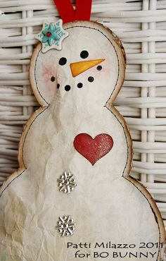 Free How to make this Christmas Ornament