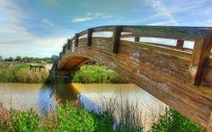 Bridges landscape photography