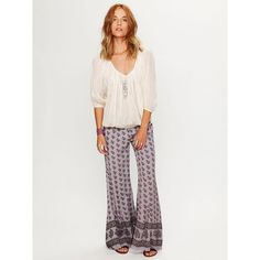 Free People FP ONE Pacific Trails Pant (98 CAD) found on Polyvore