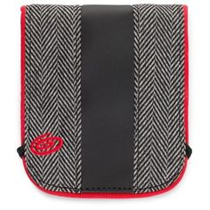 Timbuk2 Bifold Wallet (Herringbone/Black/Herringbone, Medium) by Timbuk2. $23.95. -. Ballistic Nylon. Does not include a secure coin compartment.. Slim profile fits easily in pockets and purses.. Special slots for cards and cash.. Durable ballistic nylon exterior.