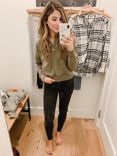October American Eagle Try-On - Lauren McBride Teen Girl Outfits, Trendy Outfits, Trendy Fashion, Cute Outfits, Fashion Ideas, Tomboy Outfits, Emo Outfits, Fashion 101, Punk Fashion