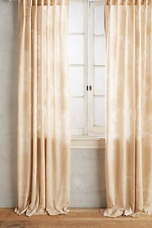 Anthropologie - Rugs & Curtains