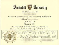 degree from vanderbilt university buy degree buy masters degree buy bachelor degree