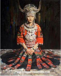 """Résultat de recherche d'images pour """"miao hmong embroidery clothes"""""""