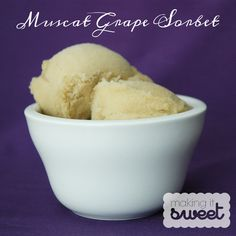 In Season NOW at Whole Foods Market: Muscat Grapes - Making it Sweet