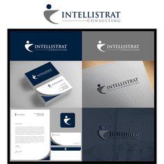 Brand identity needed for financial modelling company Intellistrat by kalwet