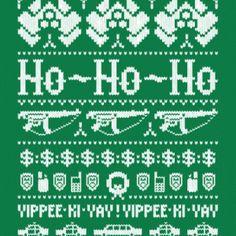 Ho ho ho McClane Ugly Christmas t-Shirt | Ho ho ho McClane Ugly ...