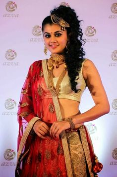 Taapsee Pannu Photos in Designer Dress at Azva Jewellery in Trivandram ★ Desipixer  ★