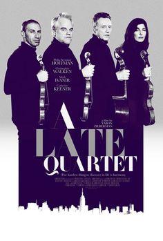 A Late Quartet (2012) (Yaron Zilberman)
