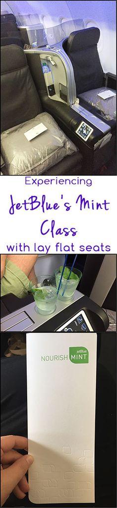 JetBlue Mint Class |