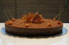 Много шоколадова торта Трюфел