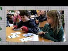 De Truc 5: De truc van juf Tineke: speels tafels oefenen Multiplication, Math, Classroom, Education, Robot, Youtube, Class Room, Math Resources, Onderwijs