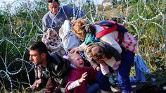 """Fünf-Punkte-Plan zur Entschärfung der Flüchtlingskrise *** BILDplus Inhalt *** - Heute geht es bei der """"Westbalkan-Konferenz"""" in Wien jedoch überwiegend um Menschen, die in ihrer Heimat NICHT (mehr) unter Krieg und Verfolgung leiden – um die wachsende Zahl der Unzufriedenen aus Mazedonien, Albanien, Bosnien-Herzegowina, dem Kosovo, Montenegro und Serbien.  ► Fast 45 Prozent aller Asylbewerber in Deutschland stammen aus diesen sechs Balkanstaaten, wie die Statistik für 2015 zeigt."""
