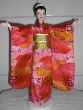 "NEU!!! Sammler-Barbie-Puppe ""Princess of Japan"" 2003 v.Mattel NEU!!!"