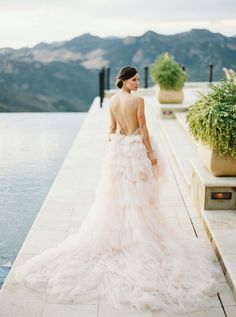 Hair and Makeup by Nyrie  Featured on wedding sparrow Photographer Donny Zavala